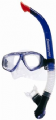 SCUBAPRO MASK<BR>DISCOVERY ADULT MASK AND SNORKEL COMBO GD
